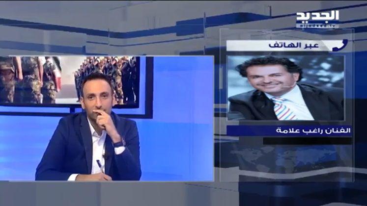 الإعلامي اللبناني تمام بليق