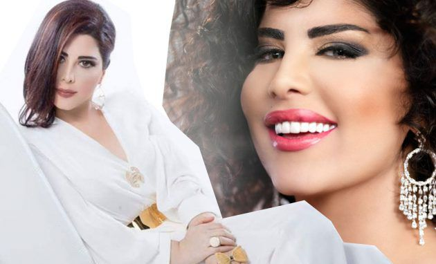المطربة الكويتية شمس