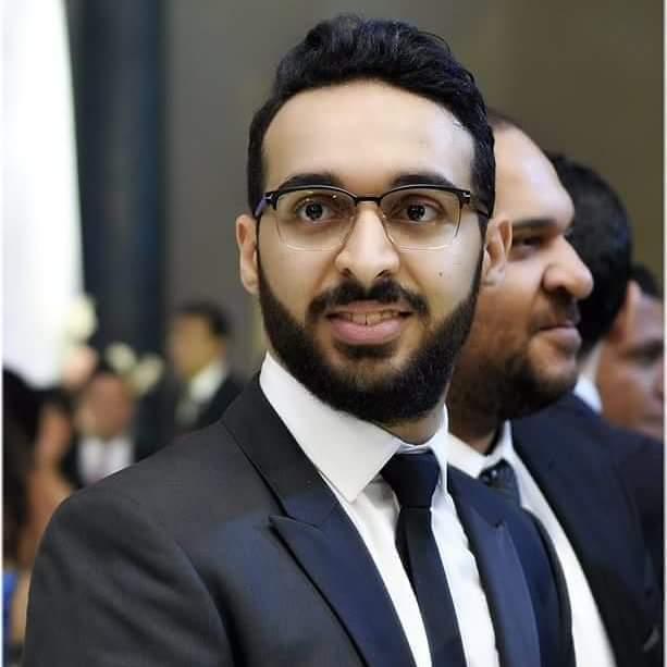 منظم الحفلات مصطفي أبو دشيش