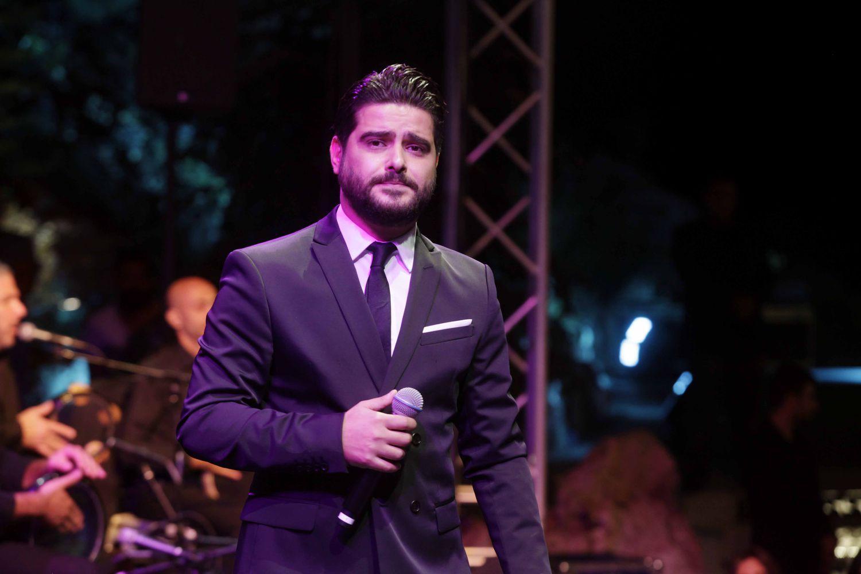 ناصيف زيتون تحقق حلمه واجمع مع وائل كفوري