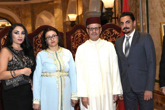 اللوبي الإقتصادي العربي العالمي يشارك في العيد الوطني المغربي