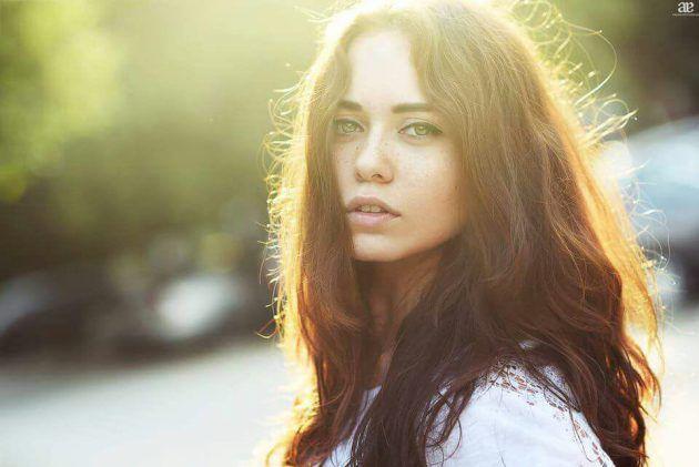 مدونة الموضة المصرية ساندرا قدري