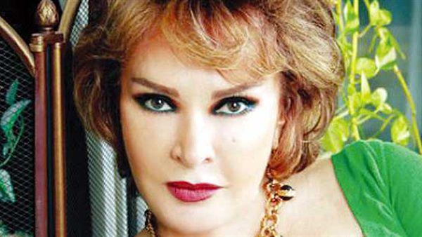 الفنانة المصرية صفية العمري