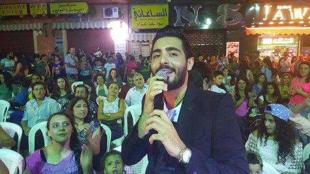 الفنان الشاب إياد