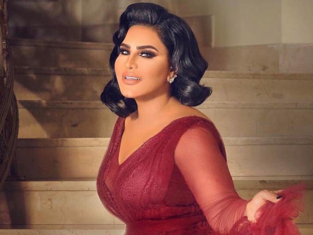 المغنية الاماراتية أحلام