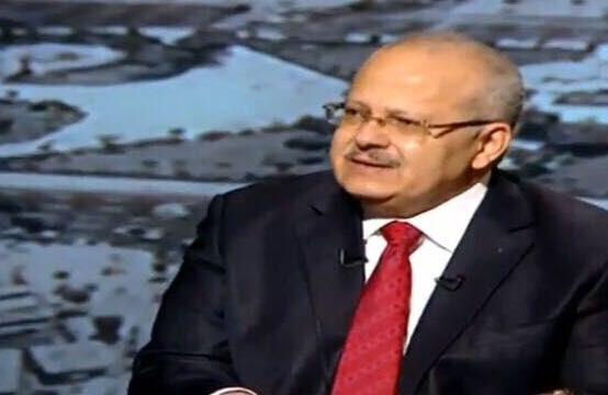 محمد عثمان الخشت في لقطة من الحلقة
