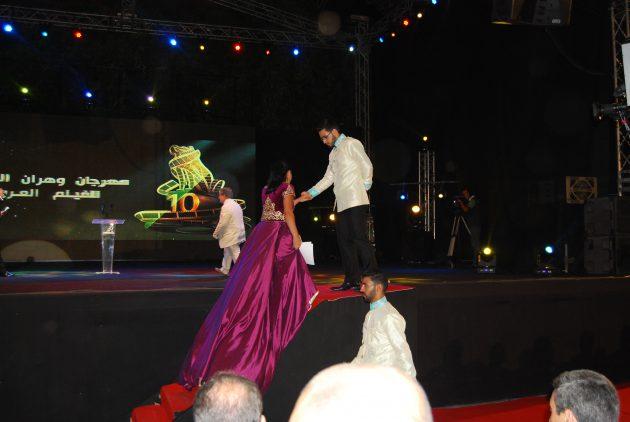 جومانا مراد على المسرح