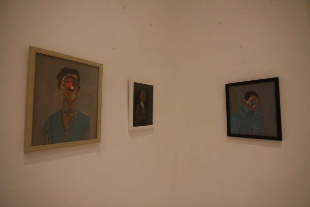 لوحات المعرض