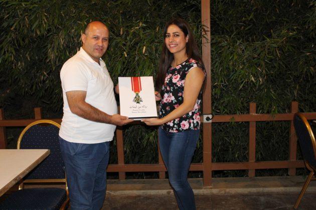 أحمد الدغيدي رائد من رواد النهضة الصناعية والزراعية والاقتصادية في لبنان