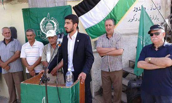 فلسطينيو مخيمات صور يحتفون بانتصار المرابطين في المسجد الأقصى