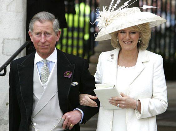 الأمير تشارلز و كاميلا باركر