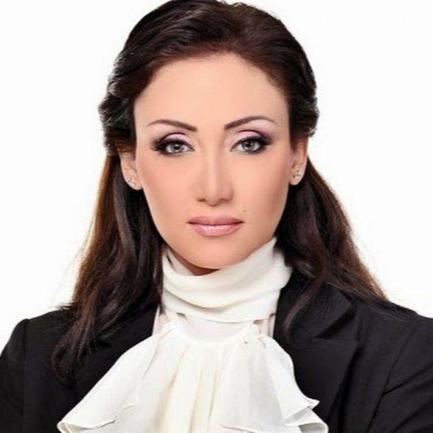 الاعلامية المصرية ريهام سعيد