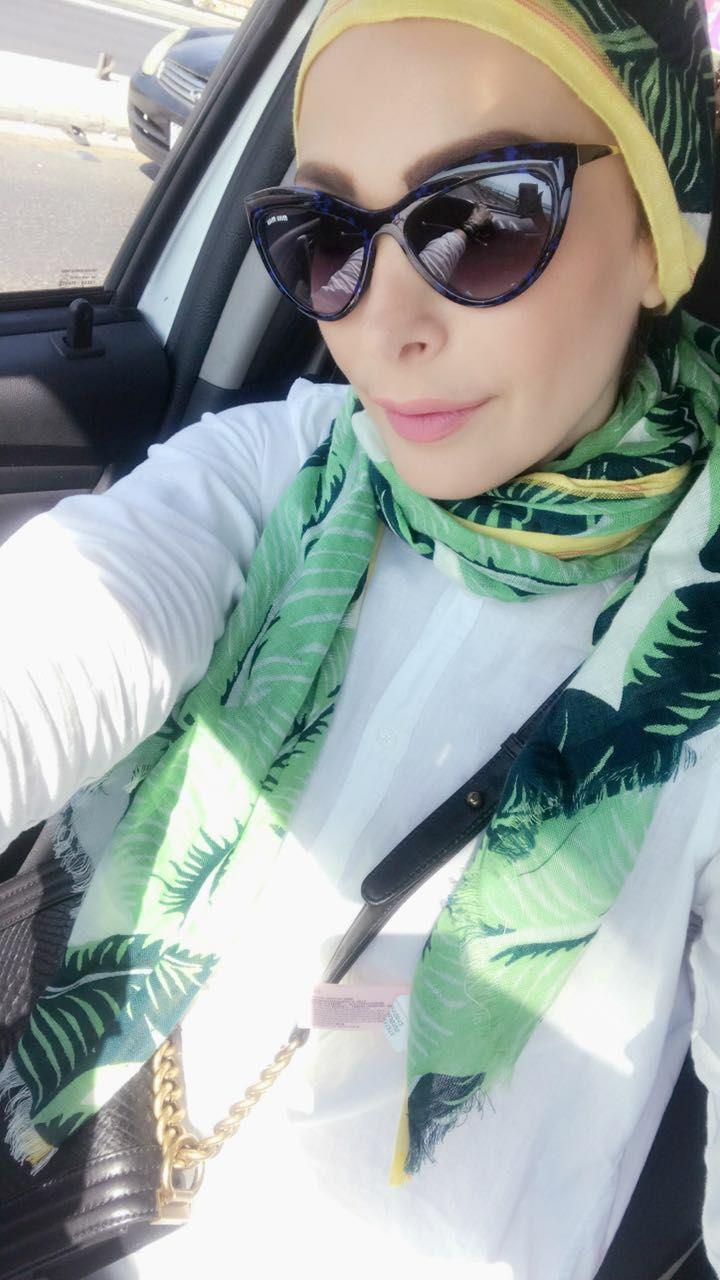 أمل حجازي ارتدت الحجاب