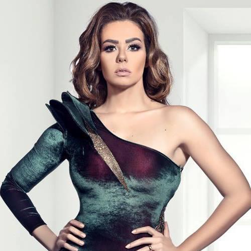الممثلة المصرية إيمي سالم