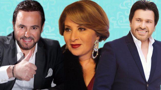 هاني شاكر بوسي وعاصي الحلاني برج القوس