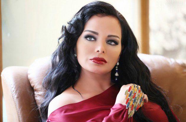 الممثلة السورية تولين البكري