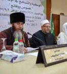 مفتو الدول الإسلامية يطالبون بتفعيل وسطية الاسلام وتسامحه في واقعنا