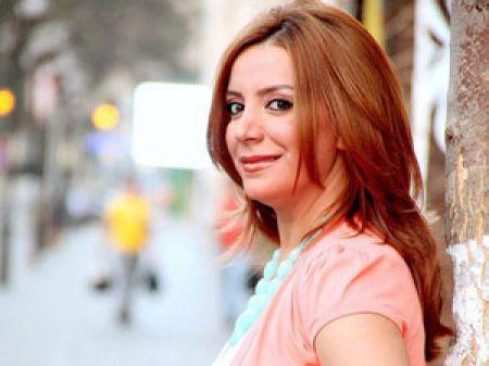 الممثلة السورية شكران مرتجى