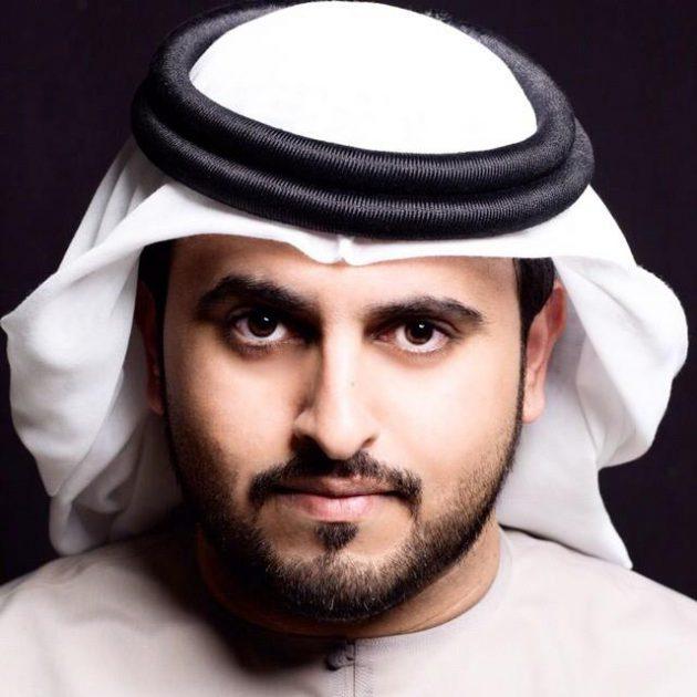 الفنان الإماراتي عادل إبراهيم