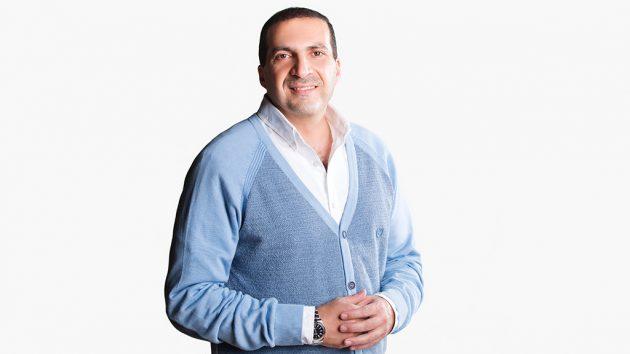 الداعية المصري عمرو خالد
