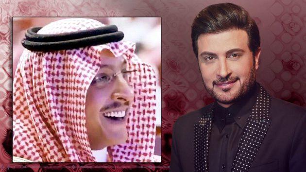ماجد المهندس يتعاون مع الشاعر سعود بن محمد العبد الله الفيصل