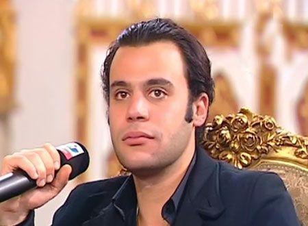 الممثل المصري محمد إمام، نجل النجم الكوميدي الكبير عادل إمام