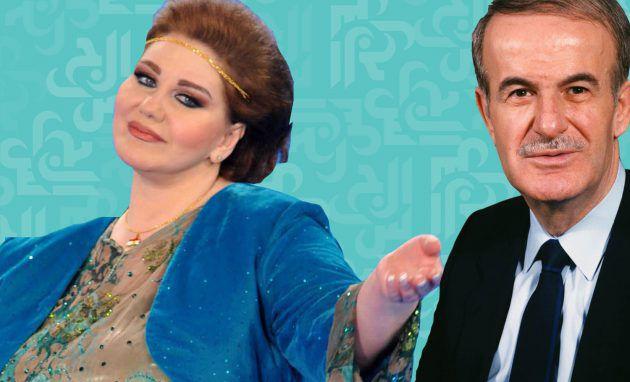مشاهير برج الميزان حافظ الأسد ميادة الحناوي