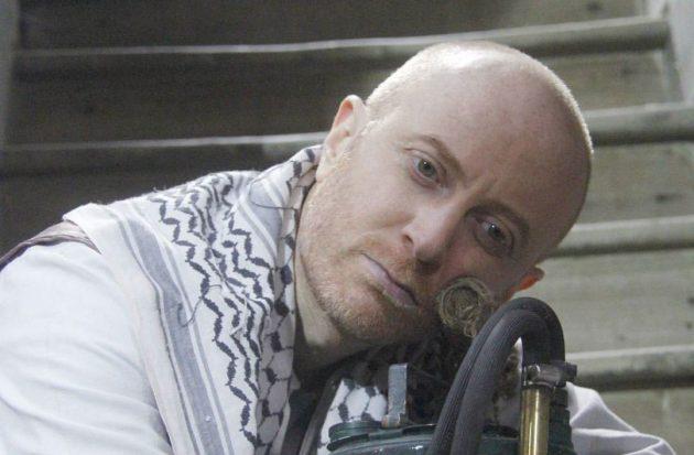 الصهيوني أفيخاي أدرعي يطالب بالحرية لمصطفى الخاني (النمس)؟