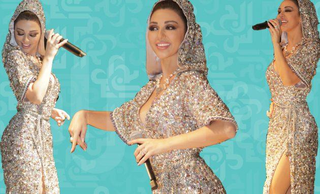 أردنية طلبت الطلاق بسبب ميريام فارس