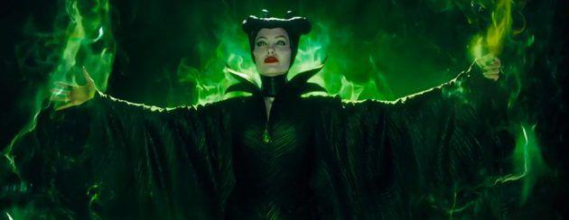 أنجلينا جولي في لقطة من الفيلم