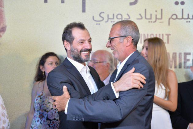 الممثل والإعلامي اللبناني عادل كرم