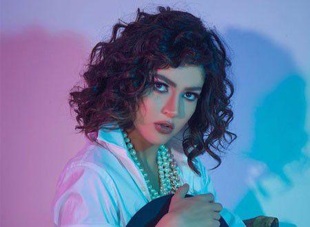 الممثلة المصرية ندى موسى