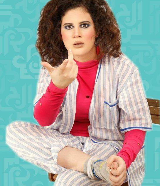 الممثلة الشابة رنا خليل
