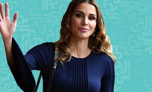 الملكة رانيا العبدالله برج العذراء