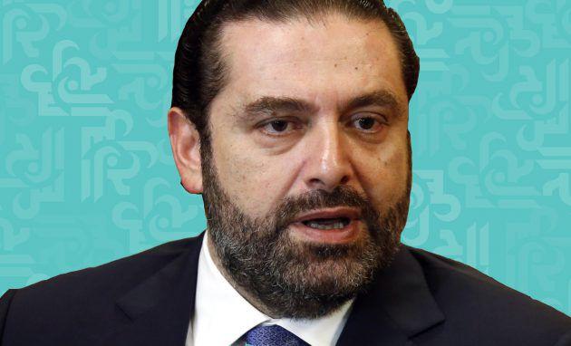 استقالة سعد الحريري