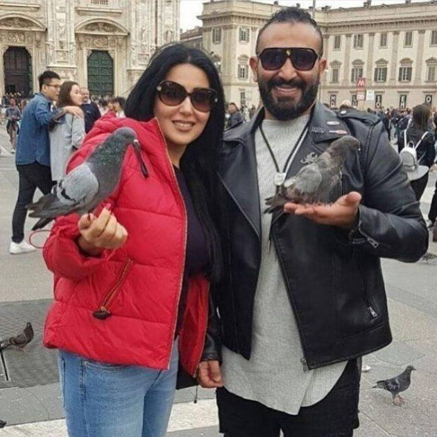 أحمد سعد وسميرة الخشاب يمضيان شهر عسلهما في فيينا