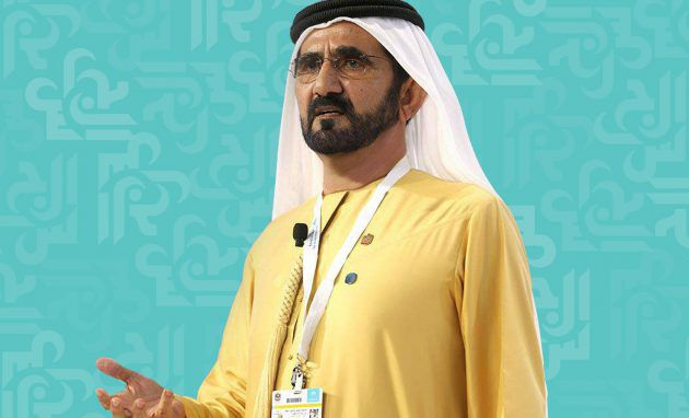 محمد بن راشد المكتوم برج السرطان