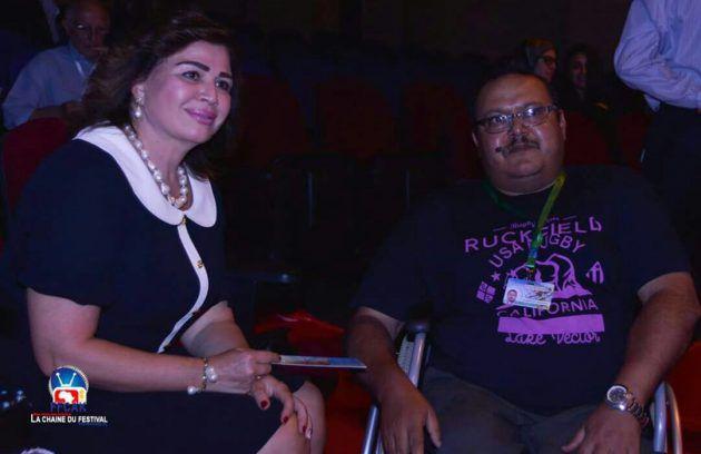 نالت إلهام شاهين جائزة أفضل تمثيل في مهرجان (كازان) الدولي للسينما الإسلامية في جمهورية تترستان في روسيا