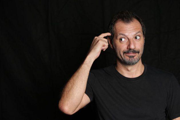 الفنان والإعلامي اللبناني عادل كرم