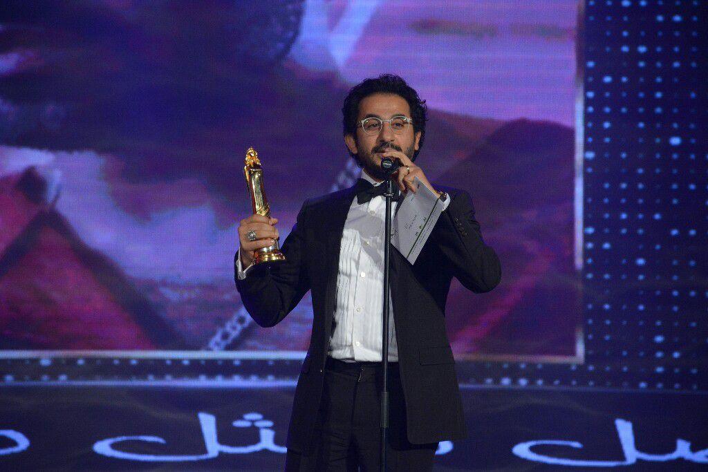 النجم المصري أحمد حلمي