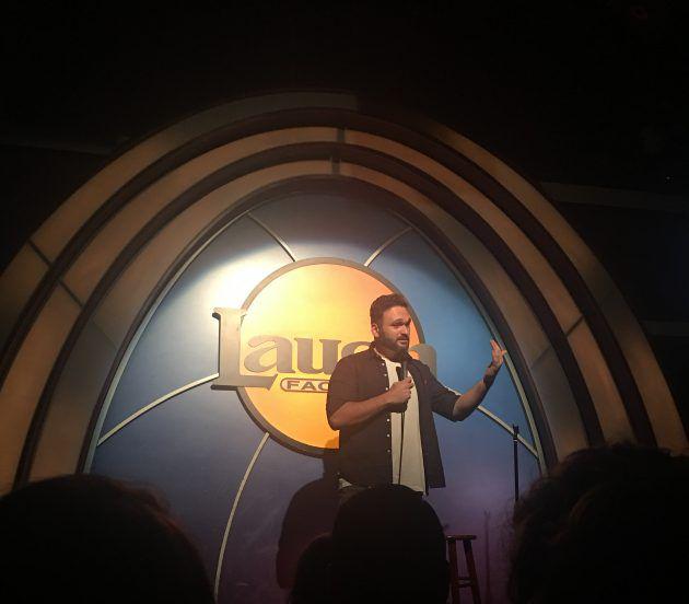 الكوميدي نمر بو نصار