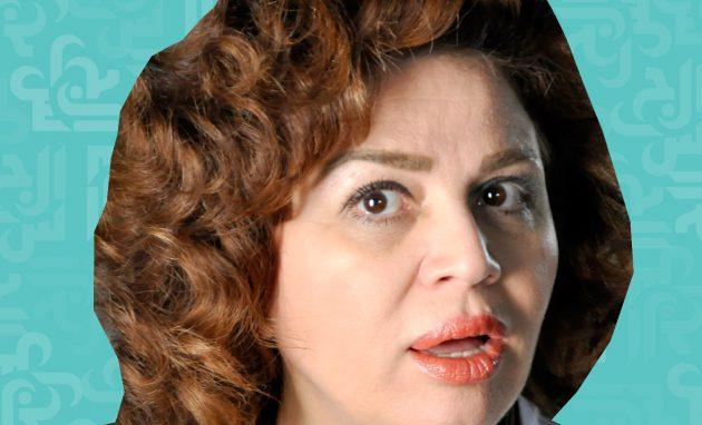 الممثلة المصرية إلهام شاهين