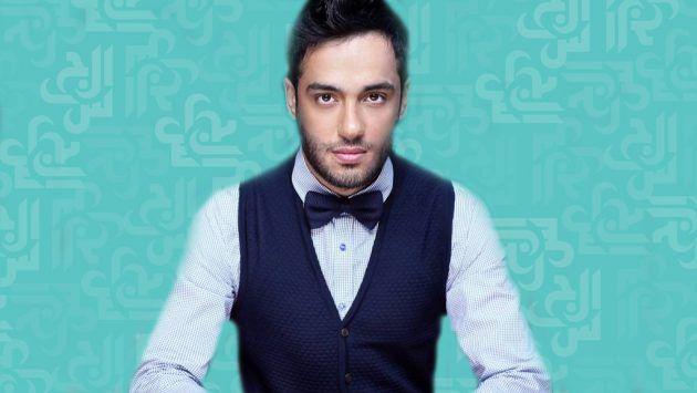 الفنان والملحن المصري رامي جمال