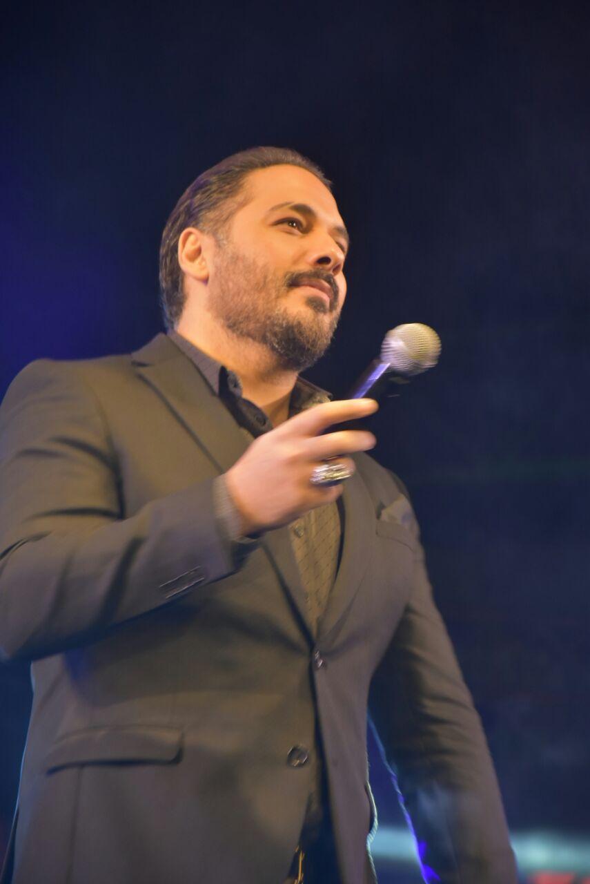 رامي عياش وجه رسالة مهمة للشعب المصري