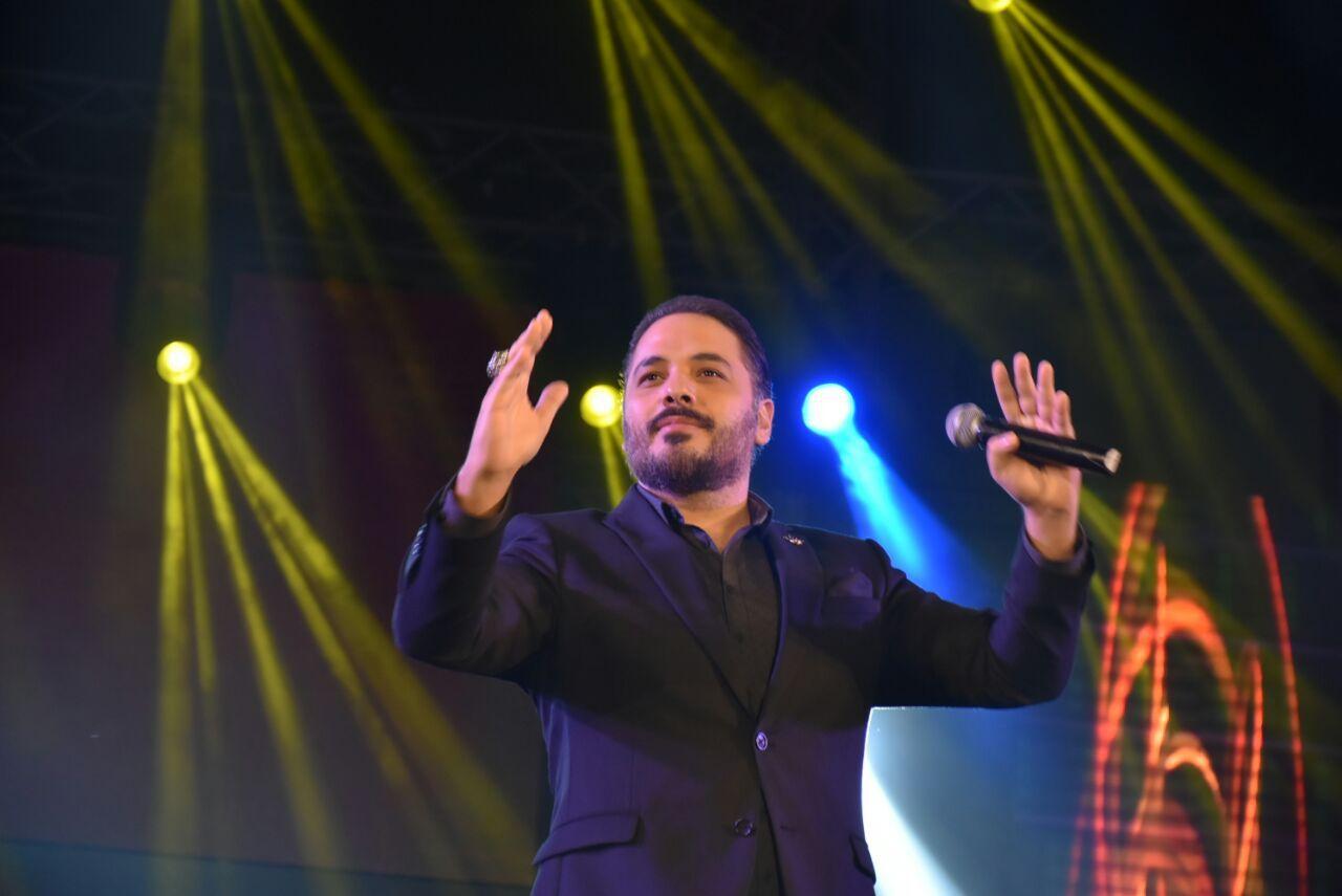 حضر حفل رامي عياش أكثر من 3000 شخص