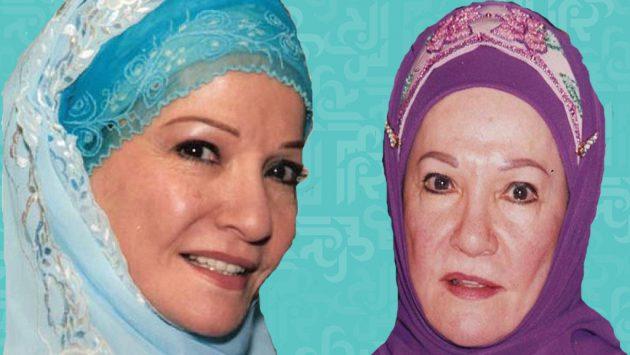 الفنانة المصرية المعتزلة شادية