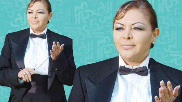 الفنانة فلة الجزائرية