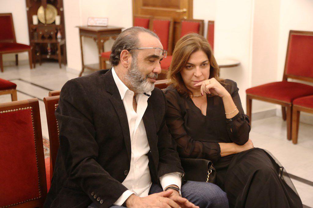 الأستاذ عمر مشرفية