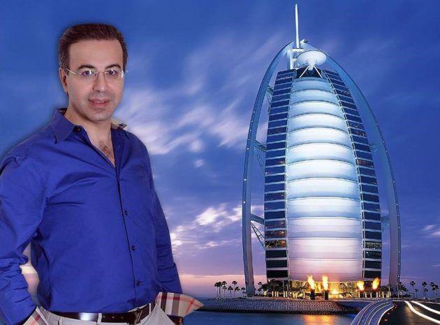 الدكتور نادر صعب في دبي