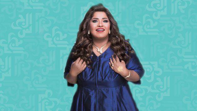 الممثلة الكويتية هيا الشعيبي